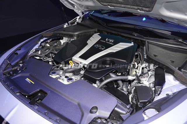 Infiniti Q60 Coupe 2017 giá bao nhiêu? Thiết kế vận hành có gì mới 13