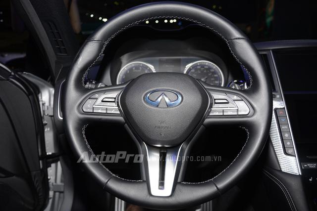 Infiniti Q60 Coupe 2017 giá bao nhiêu? Thiết kế vận hành có gì mới 15