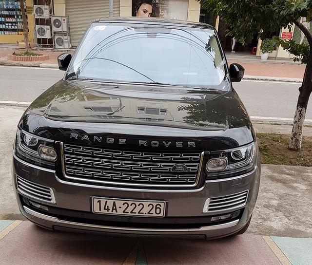 Range Rover 12 tỷ Đồng của đại gia Quảng Ninh sở hữu biển tứ quý đẹp mắt - Ảnh 1.