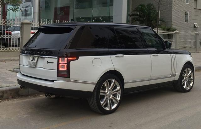 Thêm một đại gia Thanh Hóa tậu Range Rover SVAutobiography 12 tỷ Đồng - Ảnh 3.