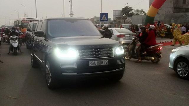 Thêm một đại gia Thanh Hóa tậu Range Rover SVAutobiography 12 tỷ Đồng - Ảnh 1.