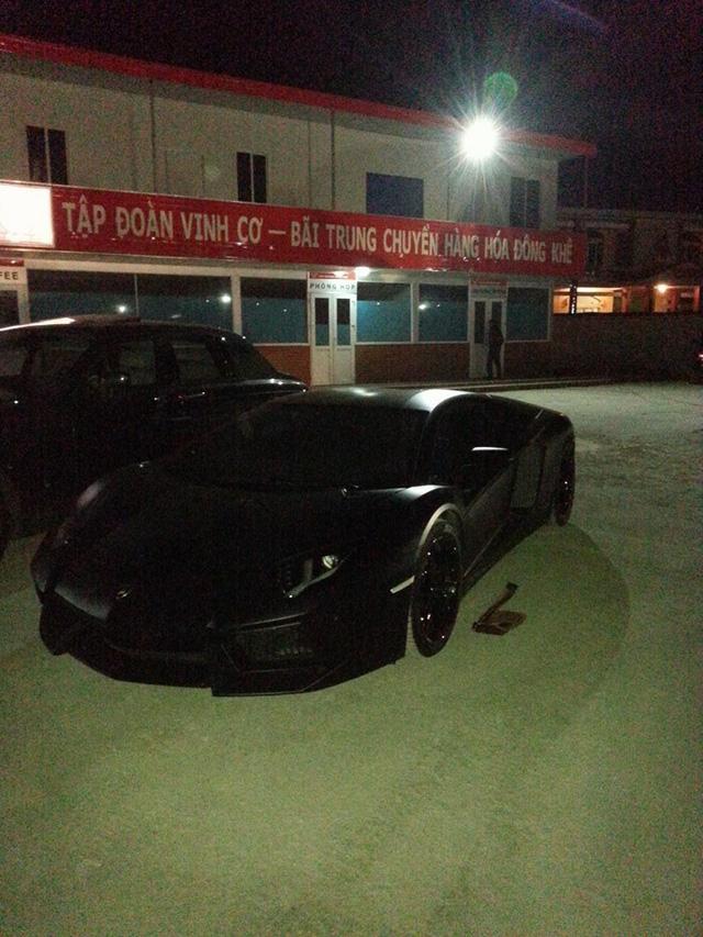 Siêu xe Lamborghini Gallardo xuất hiện tại miền núi Cao Bằng - Ảnh 4.
