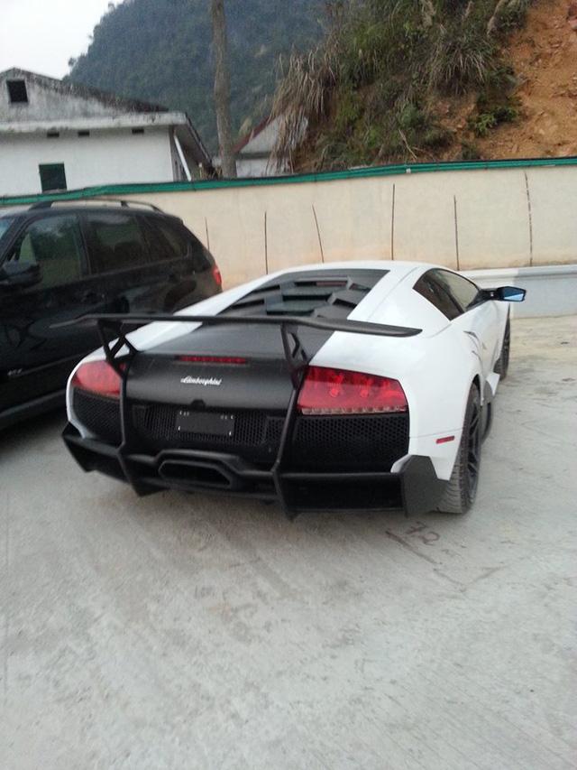 Siêu xe Lamborghini Gallardo xuất hiện tại miền núi Cao Bằng - Ảnh 5.