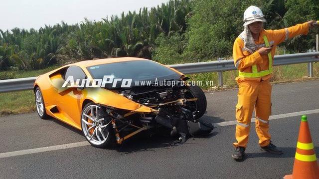 Lamborghini Huracan hồi sinh sau tai nạn kinh hoàng trên cao tốc Long Thành - Dầu Giây - Ảnh 2.