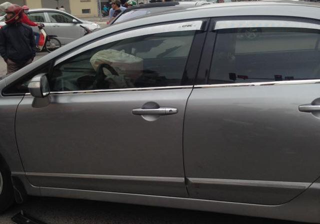 Hà Nội: Tài xế Mercedes-Benz S400 vượt đèn đỏ gây tai nạn kinh hoàng trên phố - Ảnh 6.
