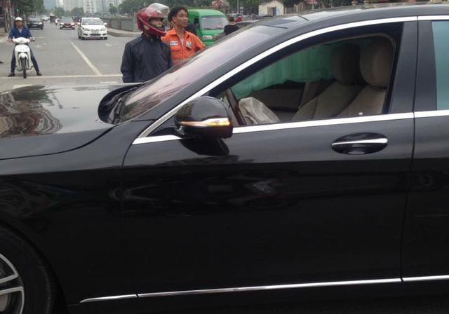Hà Nội: Tài xế Mercedes-Benz S400 vượt đèn đỏ gây tai nạn kinh hoàng trên phố - Ảnh 5.