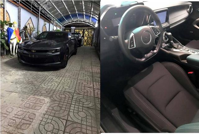 Thiếu gia 9X Bình Dương tậu Chevrolet Camaro 2017 đầu tiên tại Việt Nam - Ảnh 4.
