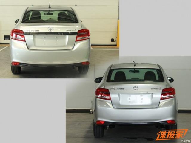 Giá xe Toyota Yaris L 2017 từ 246 triệu VNĐ với thiết kế hoàn toàn mới 5