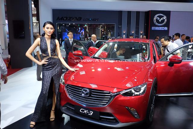 Triển lãm ô tô Việt Nam 2016 thực dụng hơn với các mẫu xe nhỏ dễ bán 4
