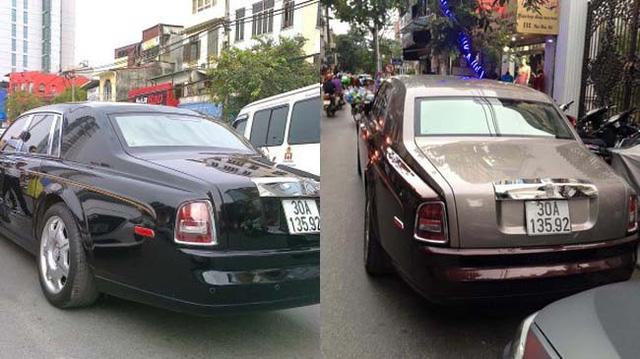 Sài Gòn: Taxi va chạm với hàng hiếm Rolls-Royce Phantom Rồng trên phố - Ảnh 4.