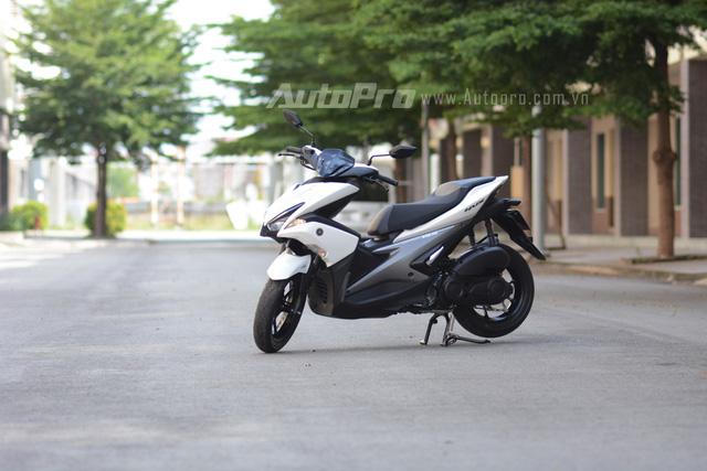 Nhập môn vào thị trường xe tay ga cao cấp, Yamaha NVX 155 trang bị hàng loạt công nghệ tiên tiến - Ảnh 15.
