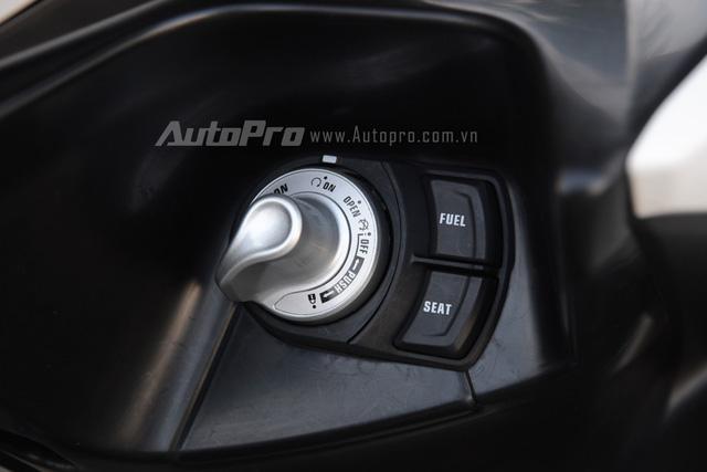 Yamaha NVX 155 trang bị hàng loạt công nghệ tham chiến thị trường xe tay ga cao cấp