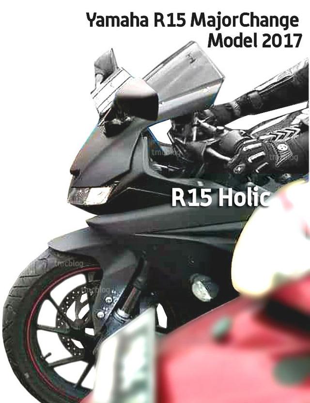 Yamaha R15 3.0 2017 tiếp tục lộ diện với những trang bị mới - Ảnh 5.