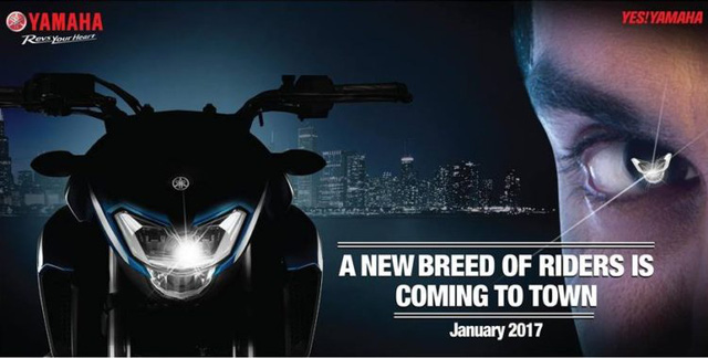 Yamaha hé lộ hình ảnh của xe naked bike hoàn toàn mới - Ảnh 1.