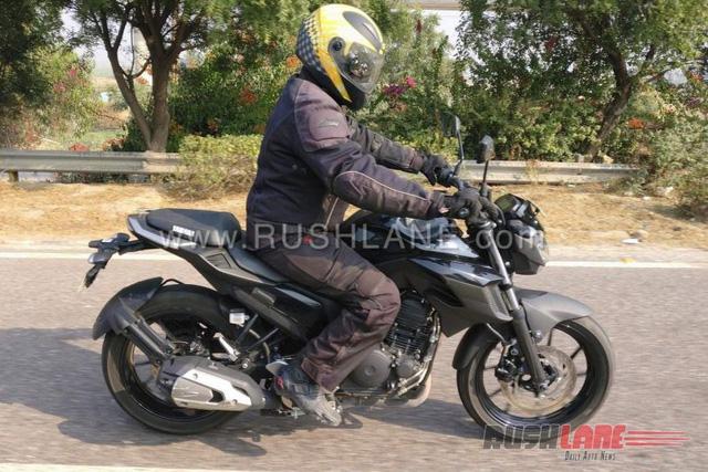 Yamaha hé lộ hình ảnh của xe naked bike hoàn toàn mới - Ảnh 2.