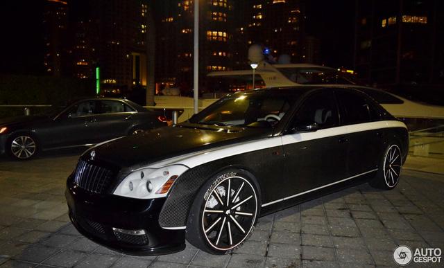 Maybach 57S bản độ Sir Maybach triệu đô tái xuất trên đường phố - Ảnh 2.