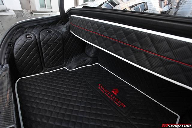 Maybach 57S bản độ Sir Maybach triệu đô tái xuất trên đường phố - Ảnh 9.
