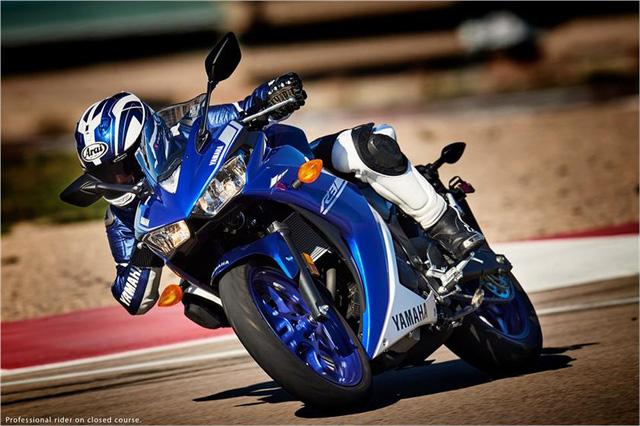 Mô tô thể thao Yamaha R3 2017 ra mắt với giá 4.999 USD - Ảnh 8.