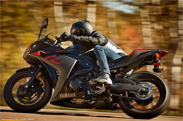 Mô tô thể thao Yamaha R3 2017 ra mắt với giá 4.999 USD - Ảnh 5.
