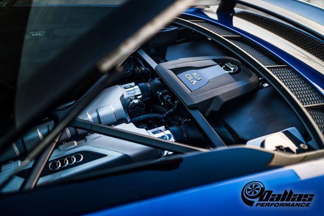 Chiếc Audi R8 V10 Plus 2017 đầu tiên trên thế giới có công suất hơn 1.000 mã lực - Ảnh 5.