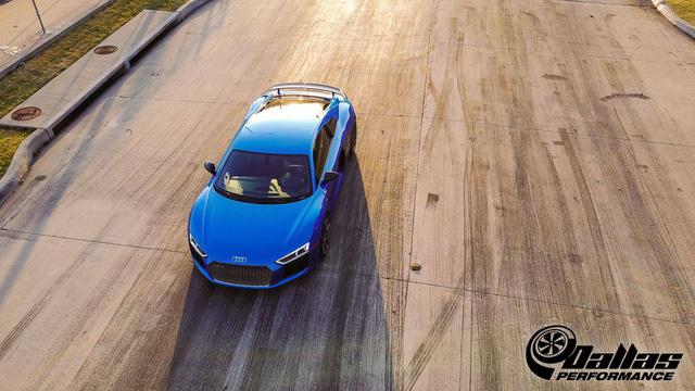 Chiếc Audi R8 V10 Plus 2017 đầu tiên trên thế giới có công suất hơn 1.000 mã lực - Ảnh 7.