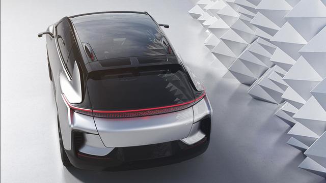 Faraday Future FF 91 - Crossover 1.050 mã lực, ra đời để vùi dập Tesla Model X - Ảnh 7.