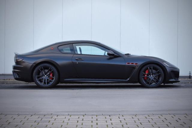 Maserati GranTurismo MC Stradale của Lionel Messi bị hét giá trên thị trường xe cũ - Ảnh 5.