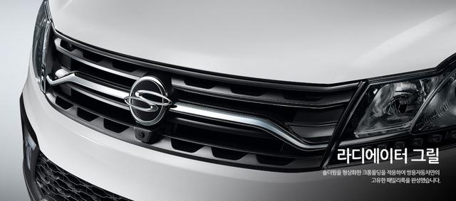SUV cỡ nhỏ SsangYong Korando 2017 trình làng với giá khởi điểm 428 triệu Đồng - Ảnh 8.