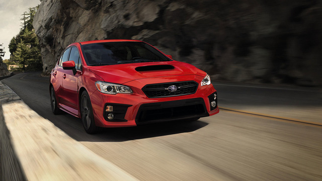 Subaru giới thiệu cặp đôi xe hiệu suất cao WRX và WRX STI 2018 - Ảnh 2.