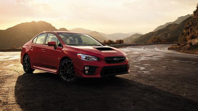 Subaru giới thiệu cặp đôi xe hiệu suất cao WRX và WRX STI 2018 - Ảnh 3.