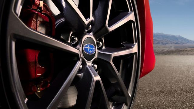 Subaru giới thiệu cặp đôi xe hiệu suất cao WRX và WRX STI 2018 - Ảnh 8.