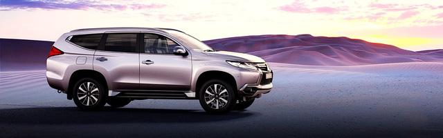 Toyota Fortuner mới vừa ra mắt, Mitsubishi Pajero Sport 2016 được giảm giá tại Việt Nam - Ảnh 1.