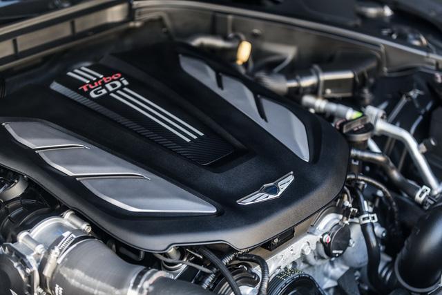Cận cảnh sedan thể thao hạng sang Genesis G80 Sport 2018 - Ảnh 8.
