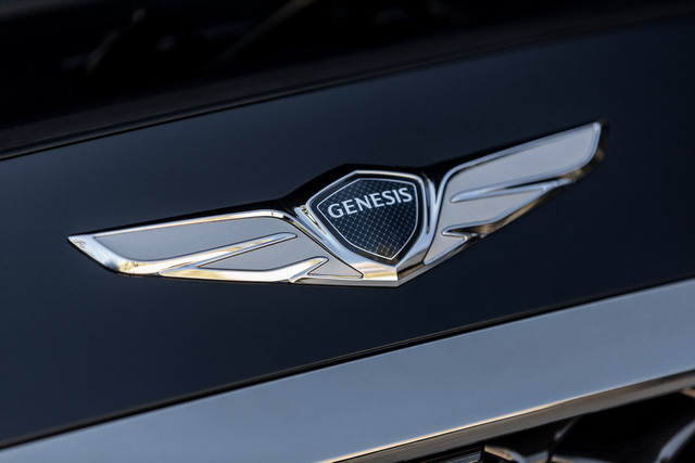 Cận cảnh sedan thể thao hạng sang Genesis G80 Sport 2018 - Ảnh 10.