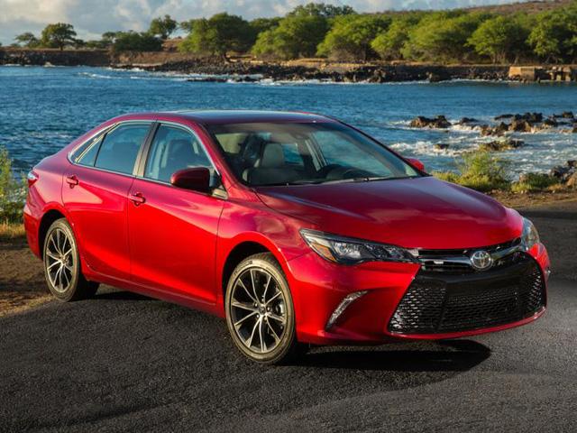 10 xe bán chạy nhất tại thị trường Mỹ trong năm 2016 - Ảnh 2.