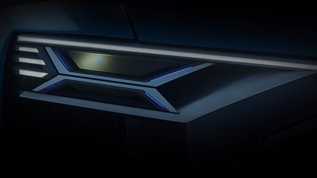 SUV hạng sang Audi Q8 E-tron cạnh tranh với BMW X6 tiếp tục được hé lộ - Ảnh 5.
