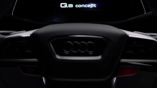 SUV hạng sang Audi Q8 E-tron cạnh tranh với BMW X6 tiếp tục được hé lộ - Ảnh 9.