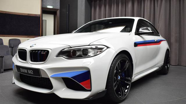 Đây là chiếc BMW M2 thuộc hàng đắt nhất thế giới - Ảnh 2.