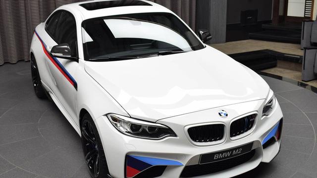 Đây là chiếc BMW M2 thuộc hàng đắt nhất thế giới - Ảnh 3.
