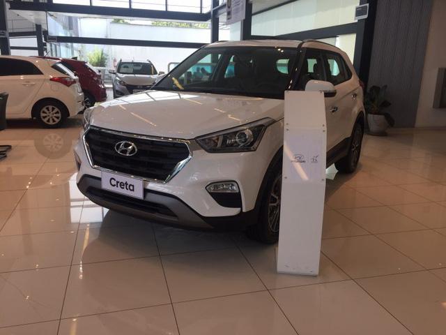 Hyundai Creta 2017 đã xuất hiện tại đại lý, giá từ 515 triệu Đồng - Ảnh 1.