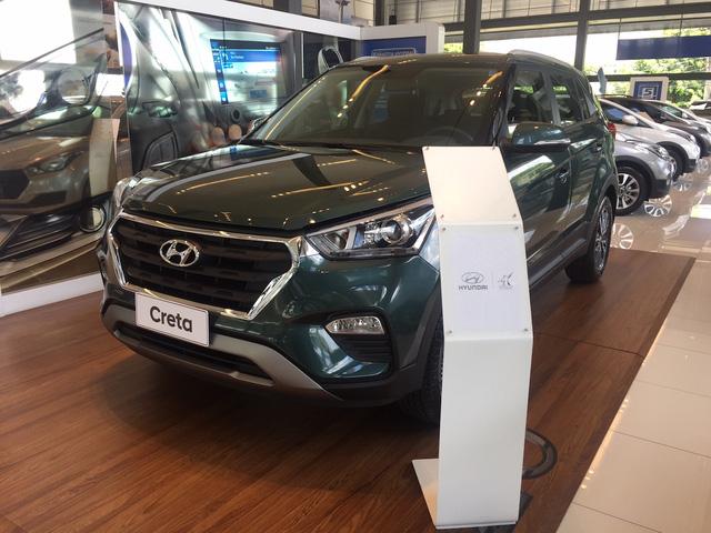Hyundai Creta 2017 đã xuất hiện tại đại lý, giá từ 515 triệu Đồng - Ảnh 2.