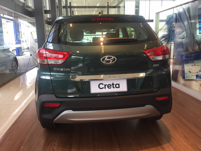 Hyundai Creta 2017 đã xuất hiện tại đại lý, giá từ 515 triệu Đồng - Ảnh 5.
