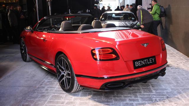 Chiêm ngưỡng tàu siêu tốc Bentley Continental Supersports 2017 ngoài đời thực - Ảnh 6.