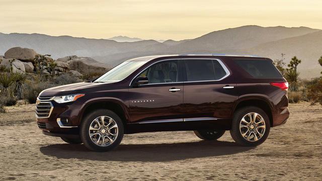 Chevrolet Traverse 2018 - SUV cỡ lớn 8 chỗ cho nhà đông người - Ảnh 1.