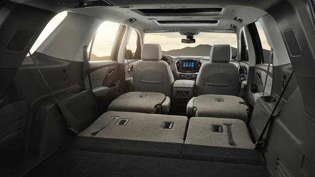 Chevrolet Traverse 2018 - SUV cỡ lớn 8 chỗ cho nhà đông người - Ảnh 2.