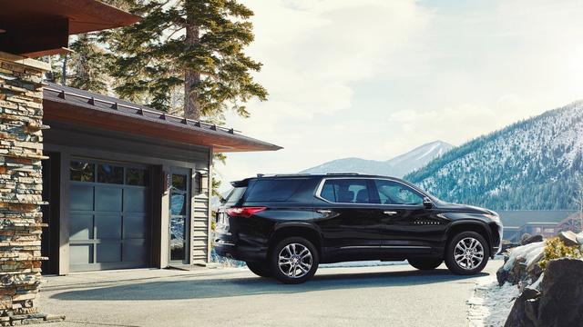 Chevrolet Traverse 2018 - SUV cỡ lớn 8 chỗ cho nhà đông người - Ảnh 4.