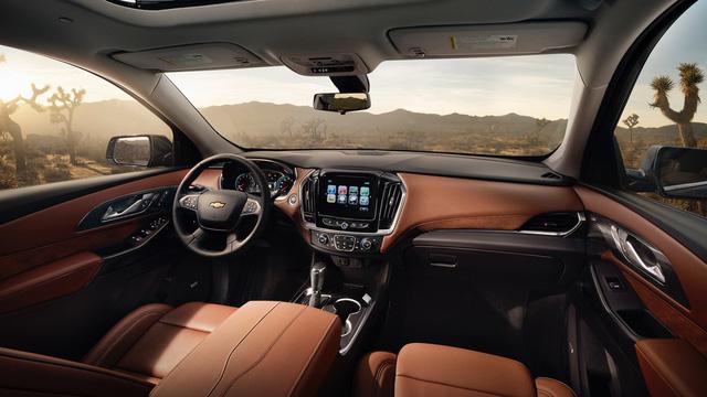 Chevrolet Traverse 2018 - SUV cỡ lớn 8 chỗ cho nhà đông người - Ảnh 6.