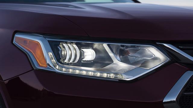 Chevrolet Traverse 2018 - SUV cỡ lớn 8 chỗ cho nhà đông người - Ảnh 5.