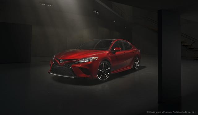 Toyota Camry 2018: Lột xác về thiết kế từ trong ra ngoài, thêm động cơ mới - Ảnh 9.