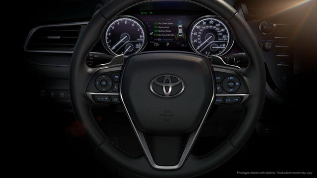 Toyota Camry 2018: Lột xác về thiết kế từ trong ra ngoài, thêm động cơ mới - Ảnh 15.
